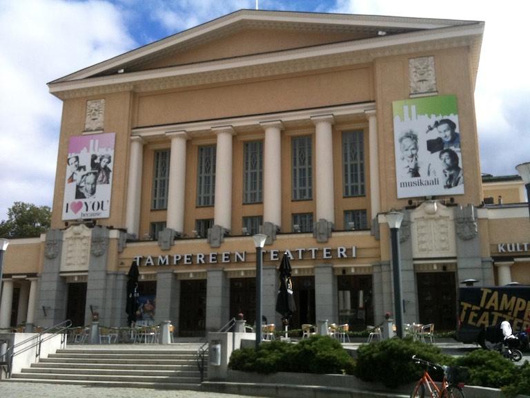 Teatr w Tampere