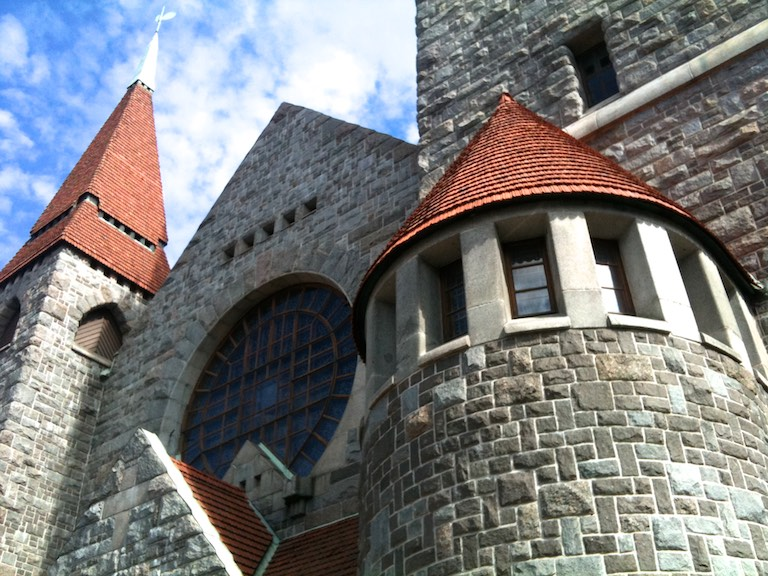 Katedra w Tampere