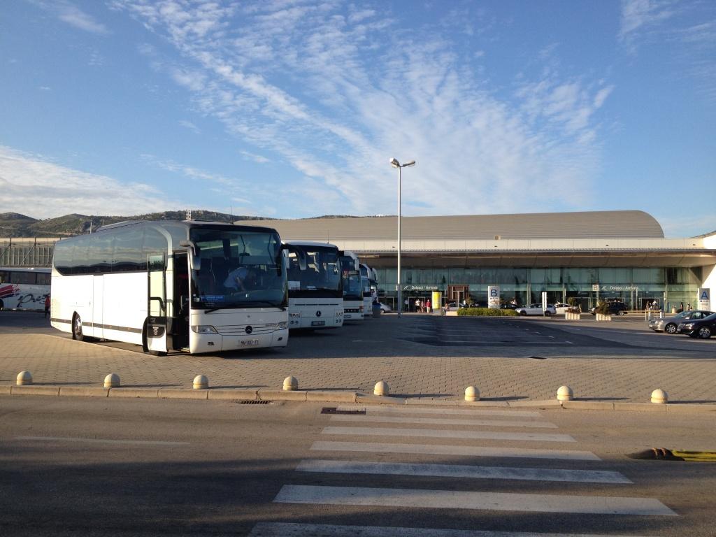 Lotnisko w Dubrovniku