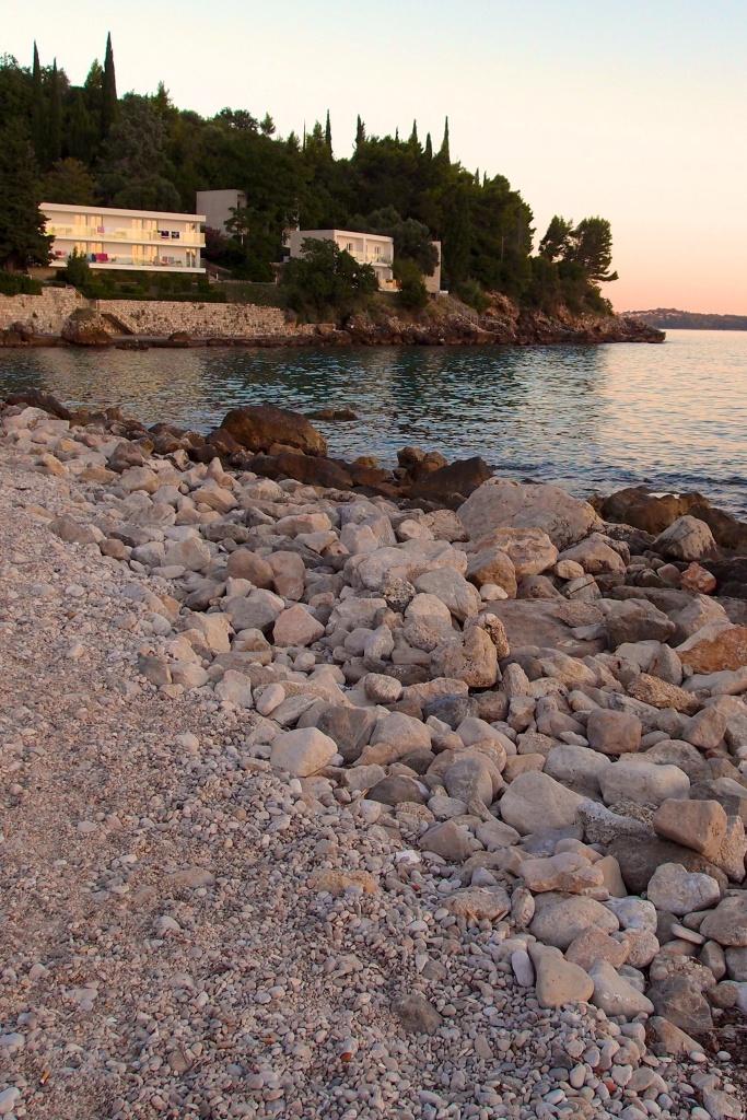 Plaża przy Hotelu Astarea